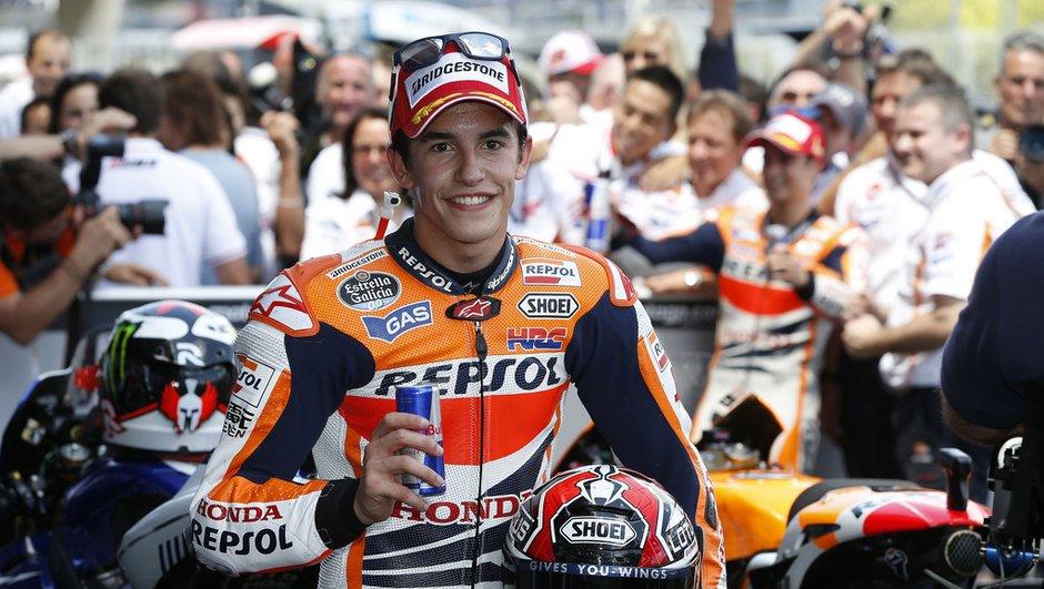 MotoGP 2013 - GP d'Allemagne : Marquez se méfie de Rossi