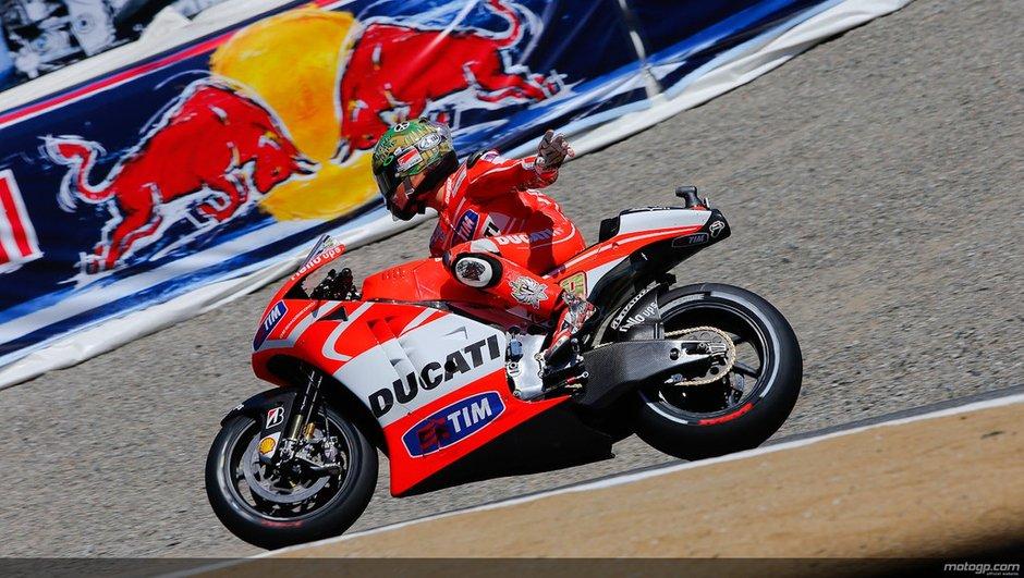 MotoGP 2013 - Etats-Unis : Hayden veut faire honneur à son pays