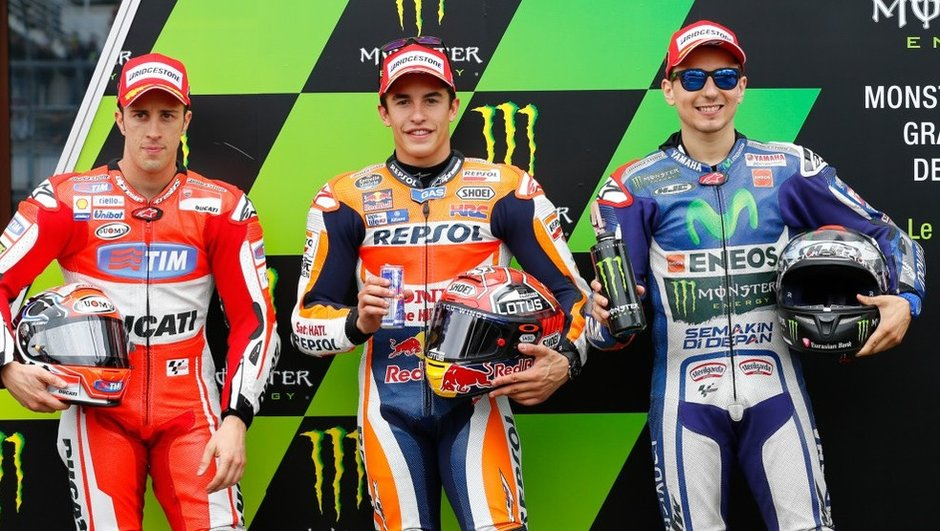 MotoGP France 2015 : Marquez en pole pour sa deuxième victoire de la saison ?