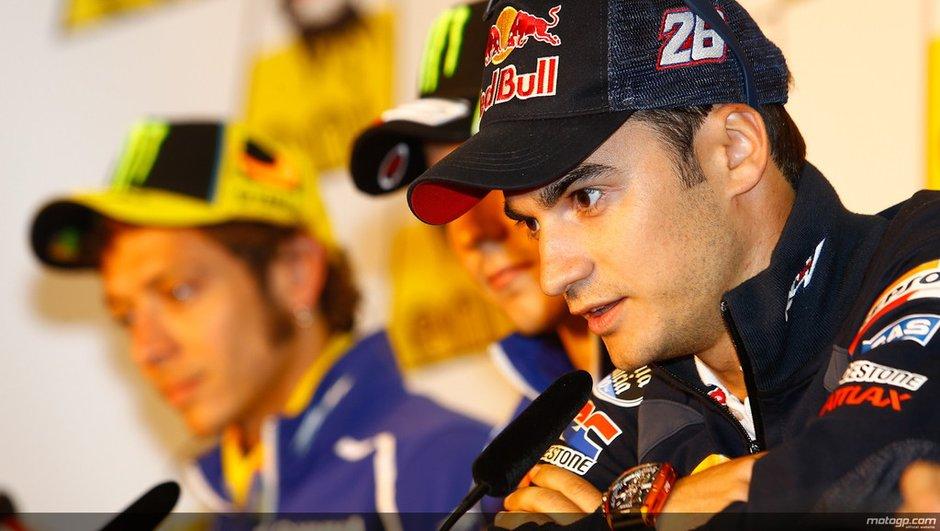 MotoGP 2013 - Allemagne : Pedrosa forfait pour la course
