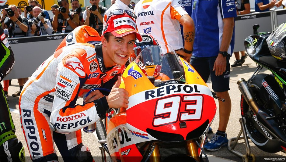 MotoGP 2013 - GP d'Allemagne : Marquez a le champ libre