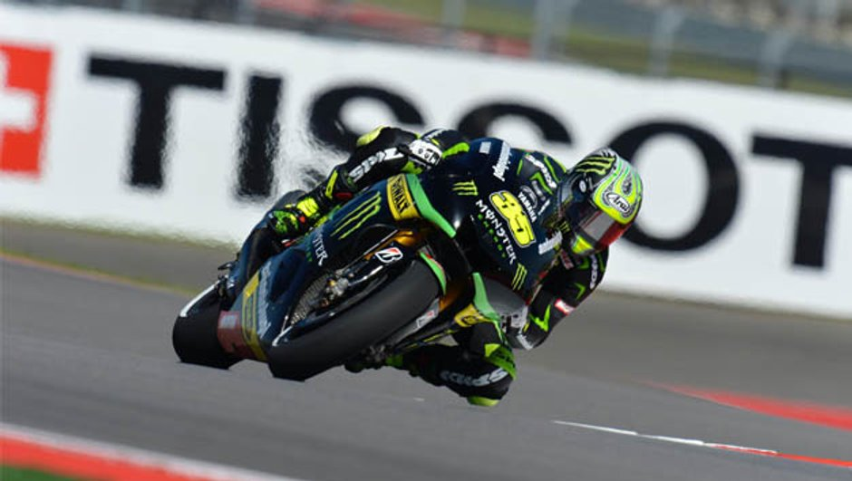 MotoGP - GP d'Espagne : Cal Crutchlow domine les essais 3