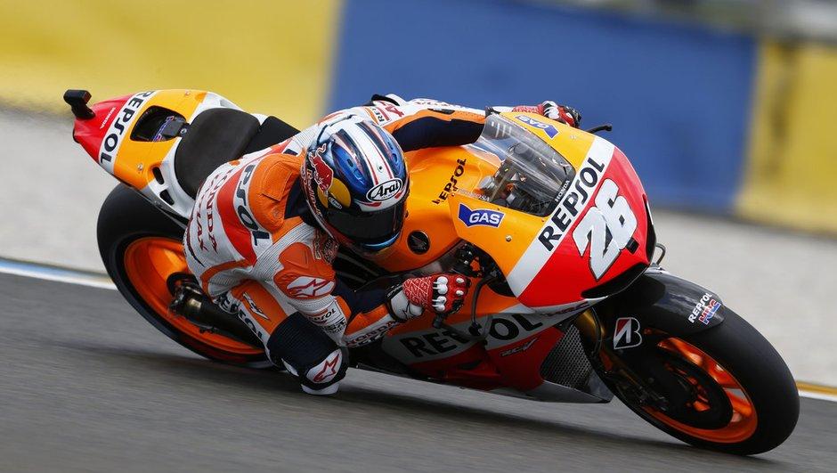 MotoGP - Essais 2 GP de France : Honda se place