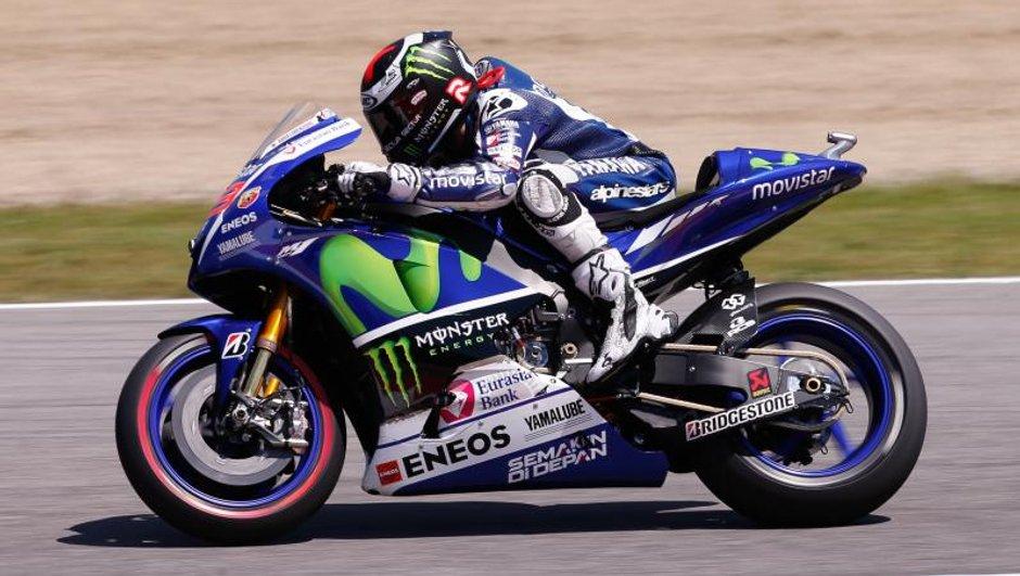 MotoGP – Italie 2015 : Lorenzo se montre aux FP3
