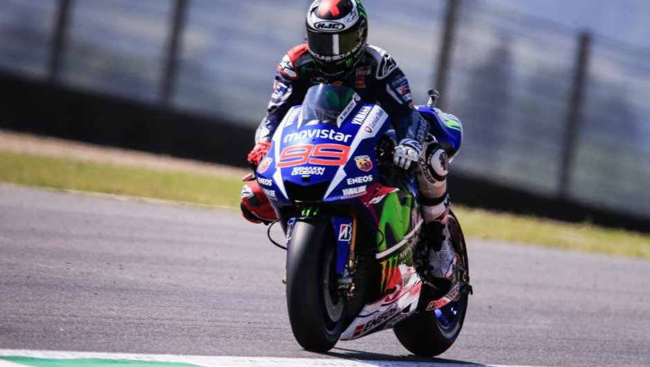 MotoGP – Italie 2015 : Lorenzo domine le warm-up