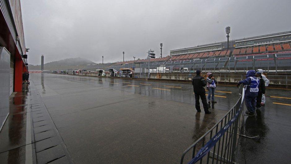 MotoGP Japon 2013 : les essais libres du vendredi annulés
