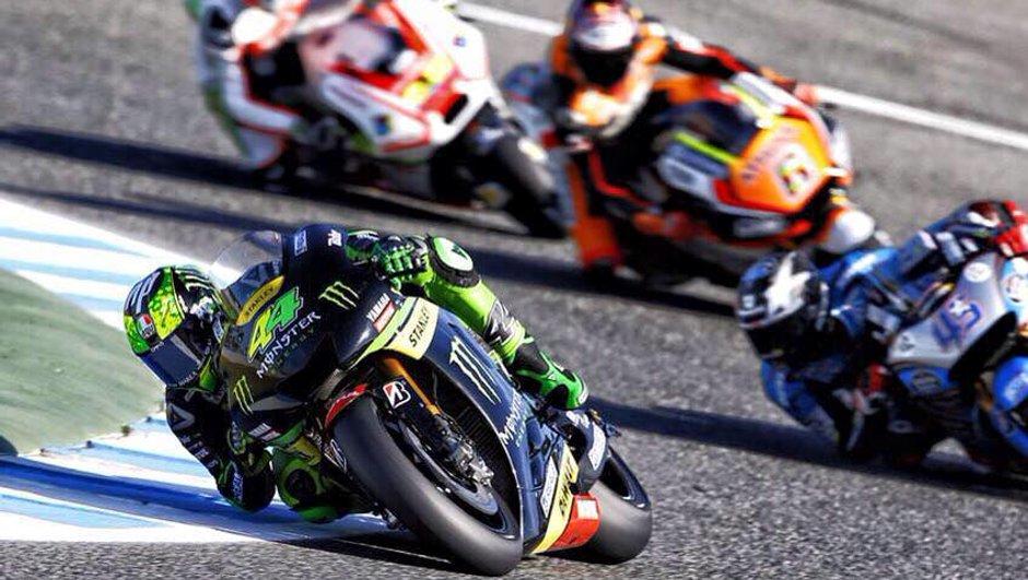 MotoGP Jerez 2015 - Warm Up : Pol Espargaro devant Aleix Espargaro