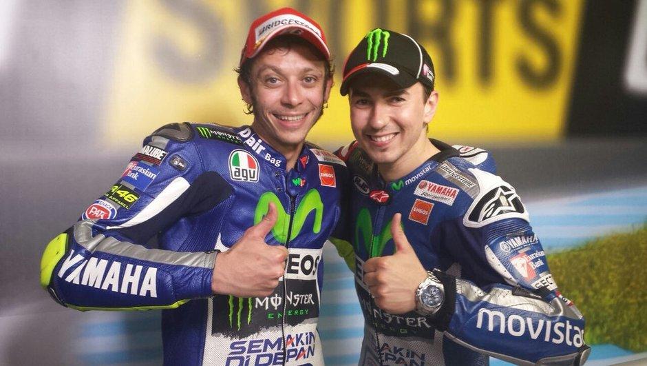 """MotoGP Jerez 2015 - Lorenzo : """"J'attendais ce résultat depuis longtemps"""""""