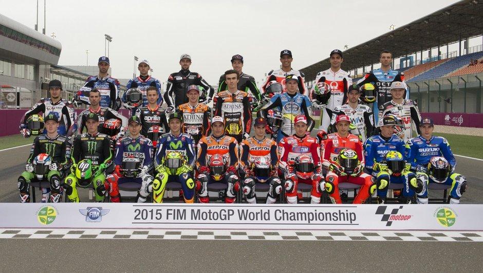 MotoGP : le plateau 2016 se dessine
