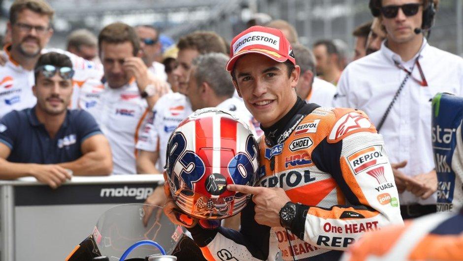 "MotoGP – Indianapolis 2015 : ""La gestion des pneus sera cruciale"" (Marquez)"