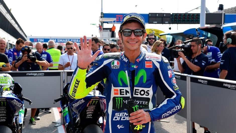 MotoGP - Misano 2016 : « Une belle course, même si je n'ai pas gagné » pour Valentino Rossi