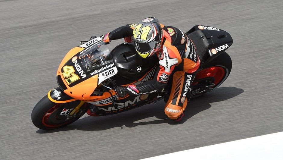 MotoGP - Sachsenring 2014 : Aleix Espargaro réitère aux essais 2