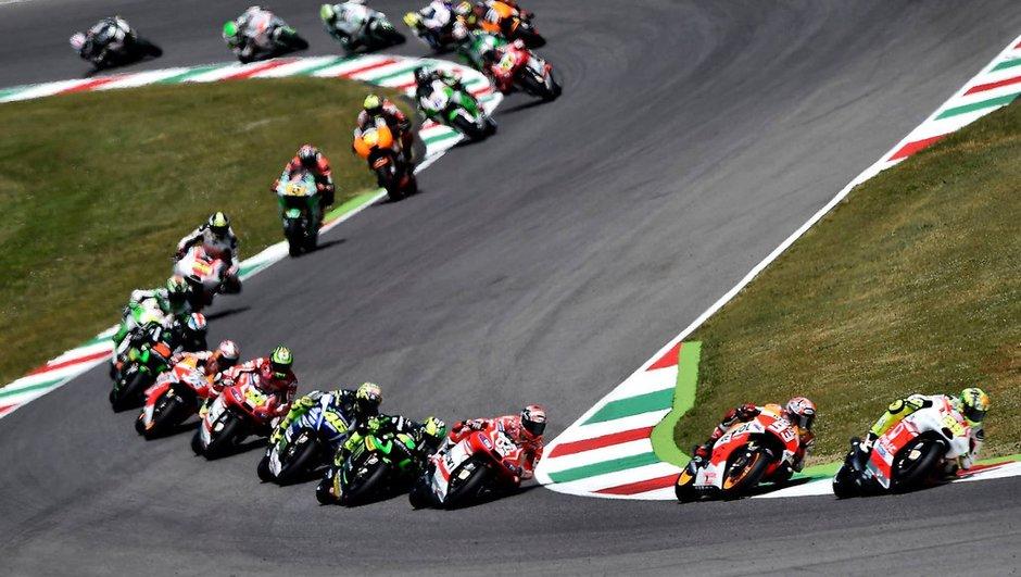 MotoGP 2015 : le calendrier provisoire dévoilé !