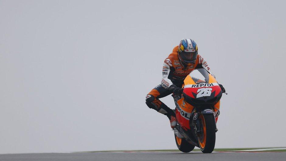MotoGP - Essais Malaisie : Pedrosa devant Stoner et Lorenzo