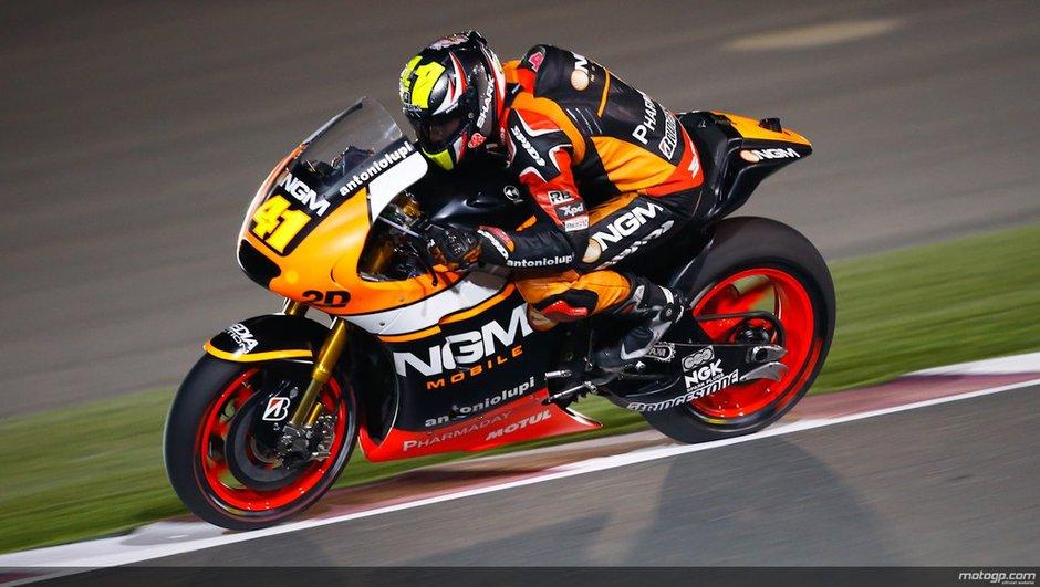 MotoGP 2014 - Essais 3 Qatar : Aleix Espargaro favori pour la pole