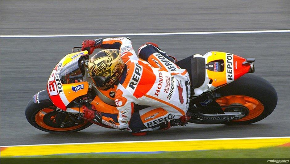 MotoGP - Valence 2014 : Marquez détrône le roi Doohan