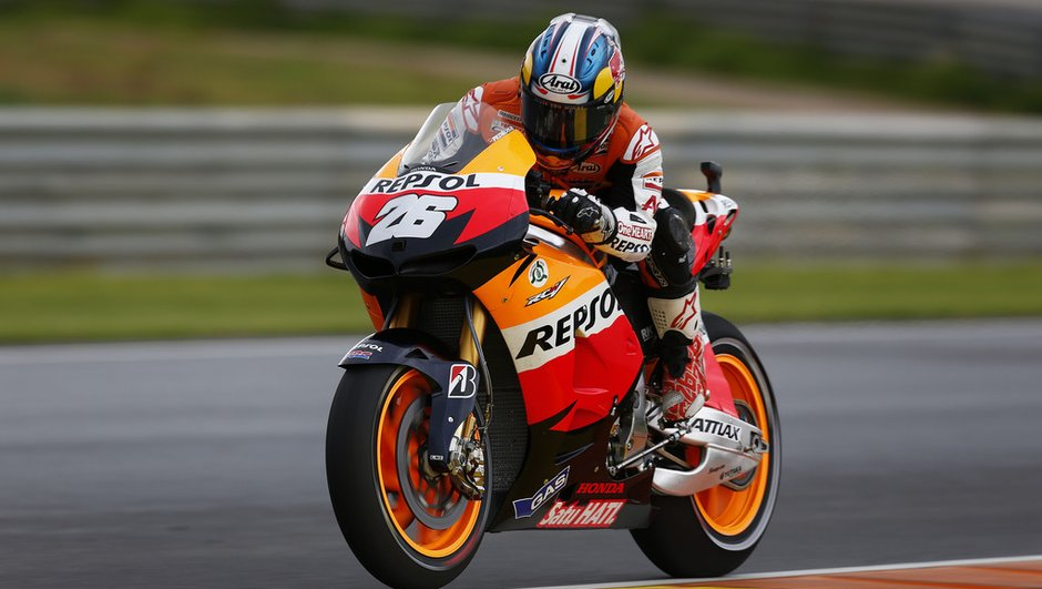 MotoGP - Qualifications GP d'Italie : Dani Pedrosa accroche la pole position