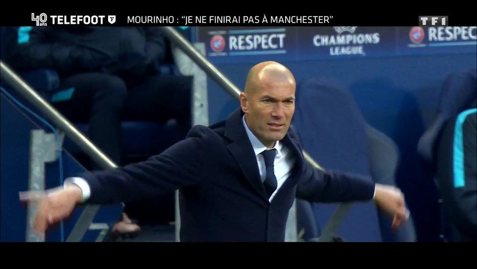 [EXCLU Téléfoot l'After 15/10] - Zidane, Pogba, Benzema : Mourinho vante les mérites des Français