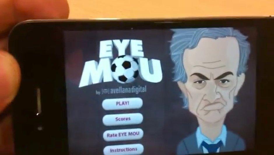 Insolite : l'appli i-Phone anti Mourinho ! (vidéo)