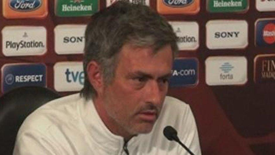 """Mourinho : """"Mieux que la Coupe du monde"""""""