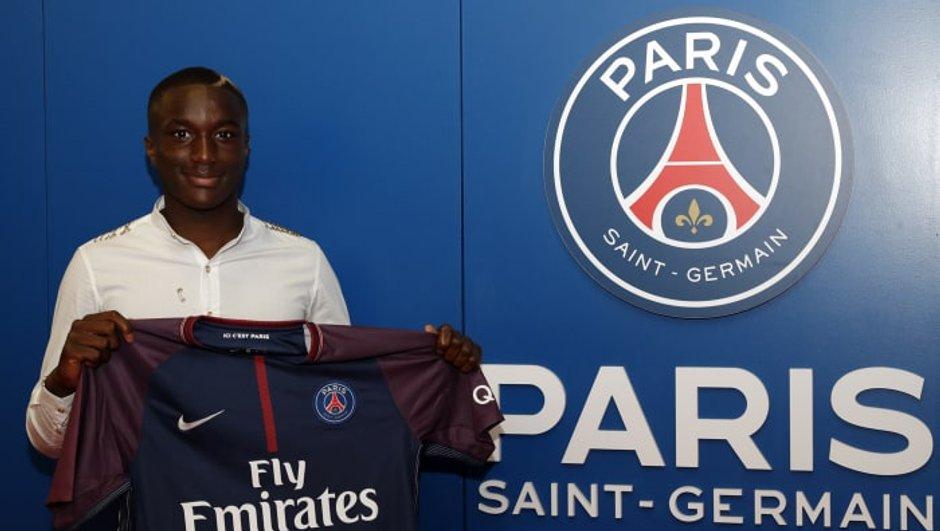 Ligue 1 / PSG : Moussa Diaby a signé son premier contrat pro (Officiel)