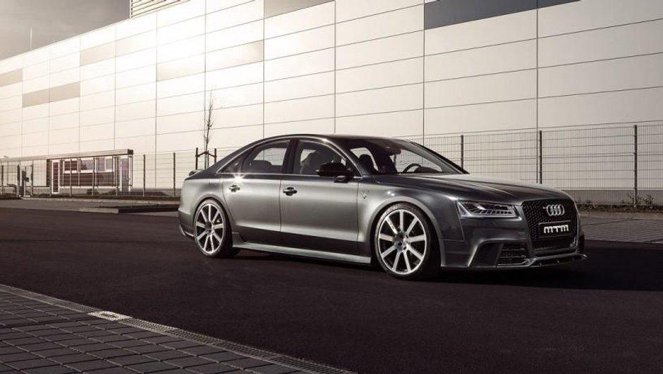 MTM Audi S8 Talladega 2015 : une bête de 760 ch pour les 25 ans du préparateur teuton