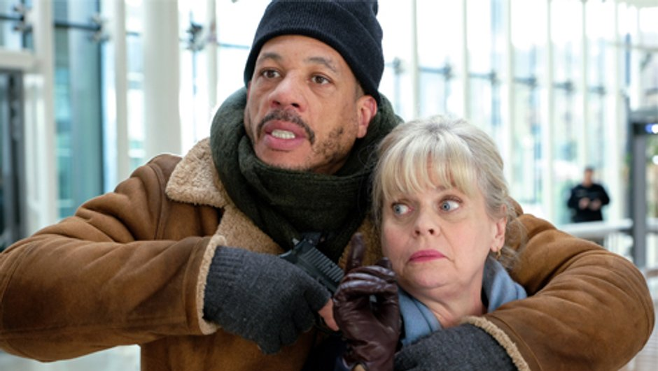 "Munch - Interview de JoeyStarr : ""Avec Isabelle Nanty, on forme un bon duo"""