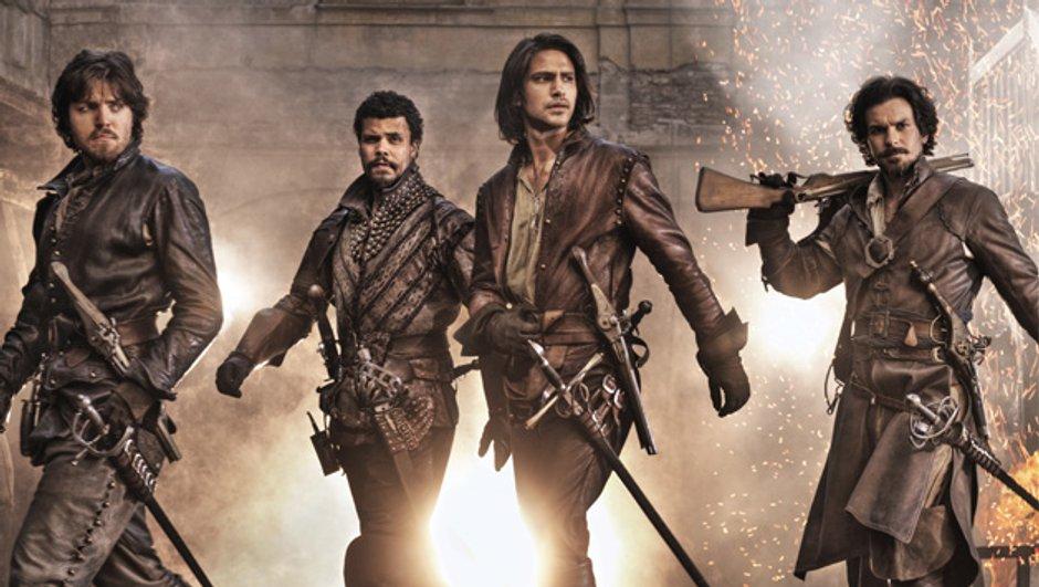 The Musketeers - Découvrez le premier trailer