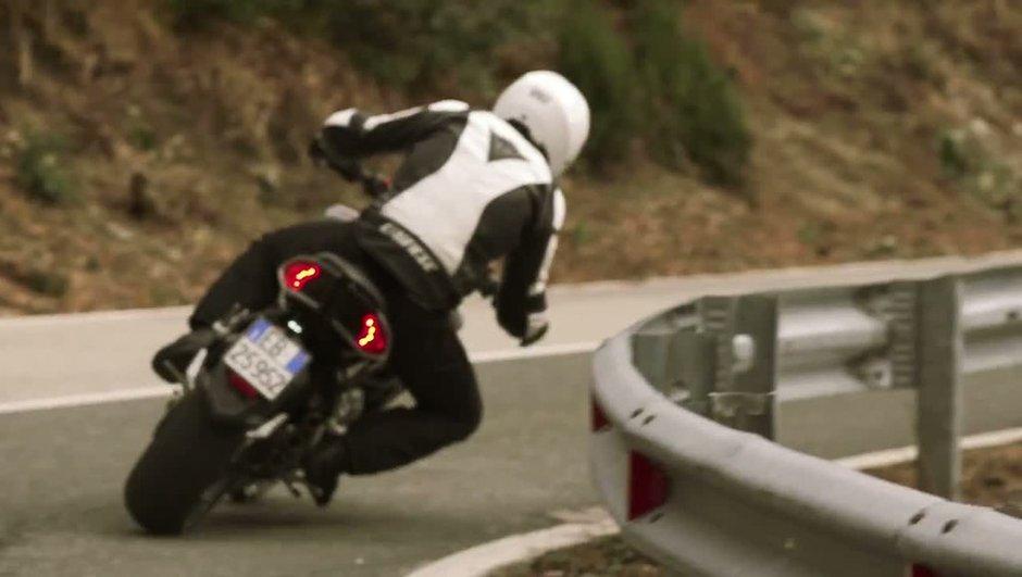 La future MV Agusta Dragster 2014 se dévoile en vidéo