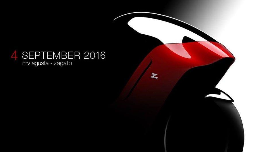 Premier teaser video pour la future MV Agusta Zagato