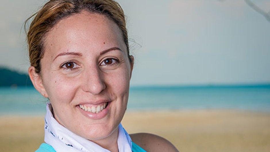 L'île au trésor : Myriam l'aventurière au tempérament de feu