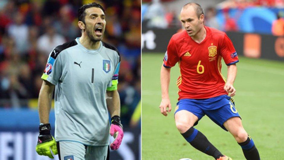 Eliminatoires 2018: L'Espagne et l'Italie se donnent rendez-vous !