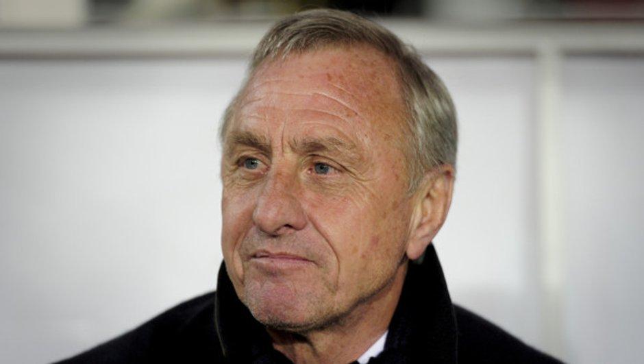 Johan Cruyff est décédé