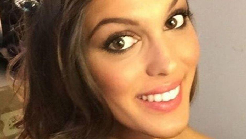 Iris Mittenaere partage un premier selfie avec sa couronne de Miss Univers