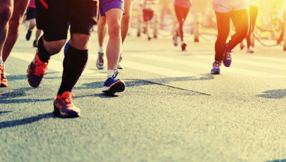 Insolite: Un supporter a couru 87 marathons pour suivre son équipe !