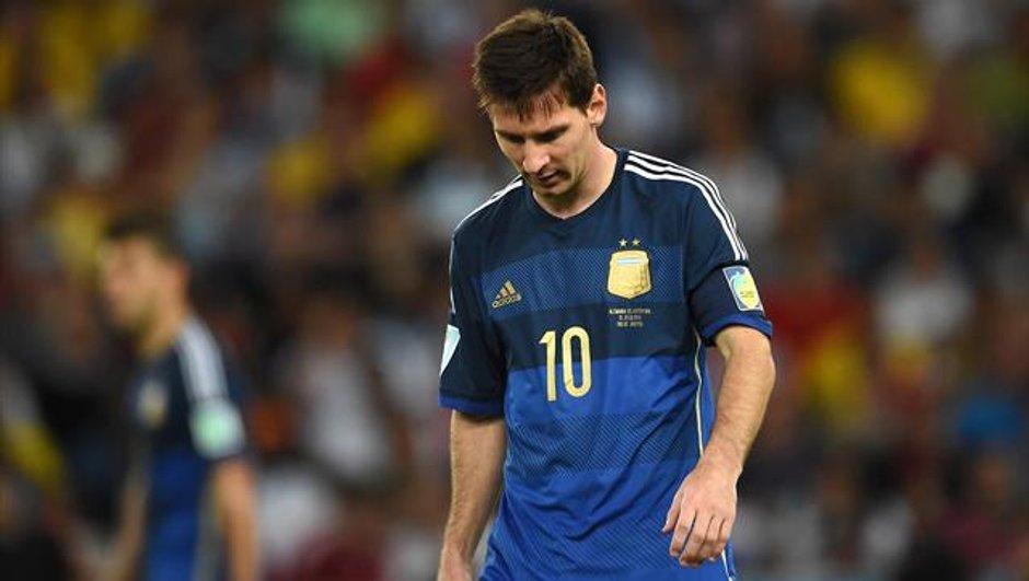 Allemagne-Argentine : Messi rate son rendez-vous