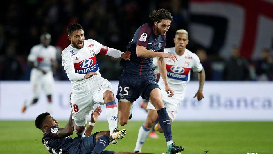 Ligue 1 : l'Olympique Lyonnais chute à domicile face à Rennes !