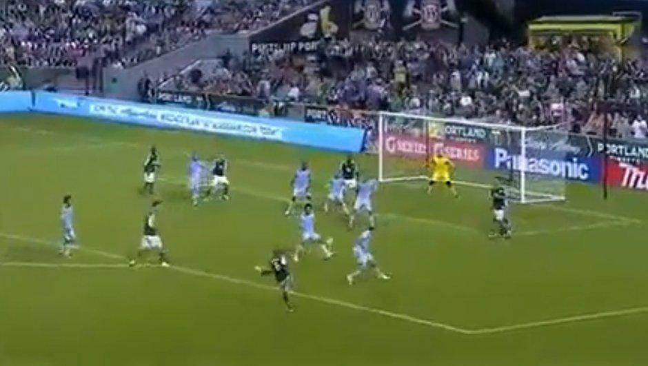Un nouveau but magnifique marqué en MLS, à la Maicon (vidéo)