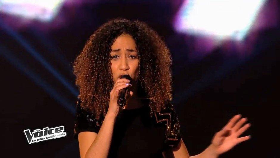 "The Voice 3 : Najwa peut dire ""Mercy"" à Mika !"
