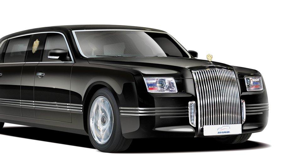Scoop : La prochaine limousine de Vladimir Poutine
