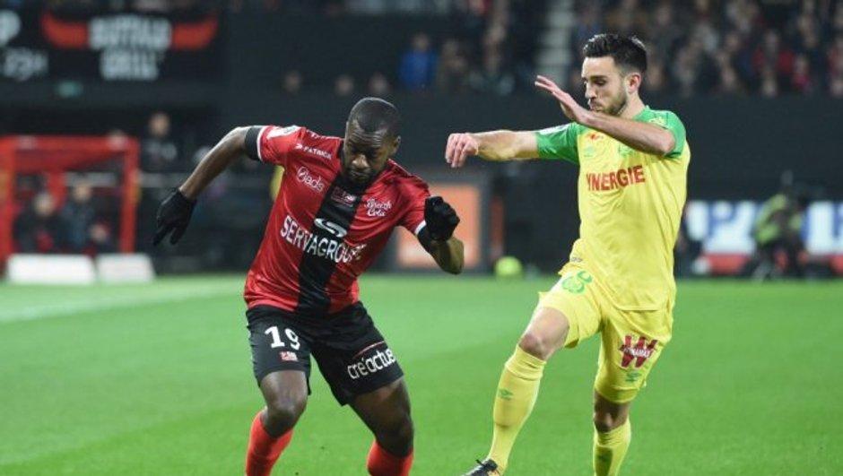Ligue 1 : Nantes se relance,  Saint-Etienne renversant, Toulouse respire