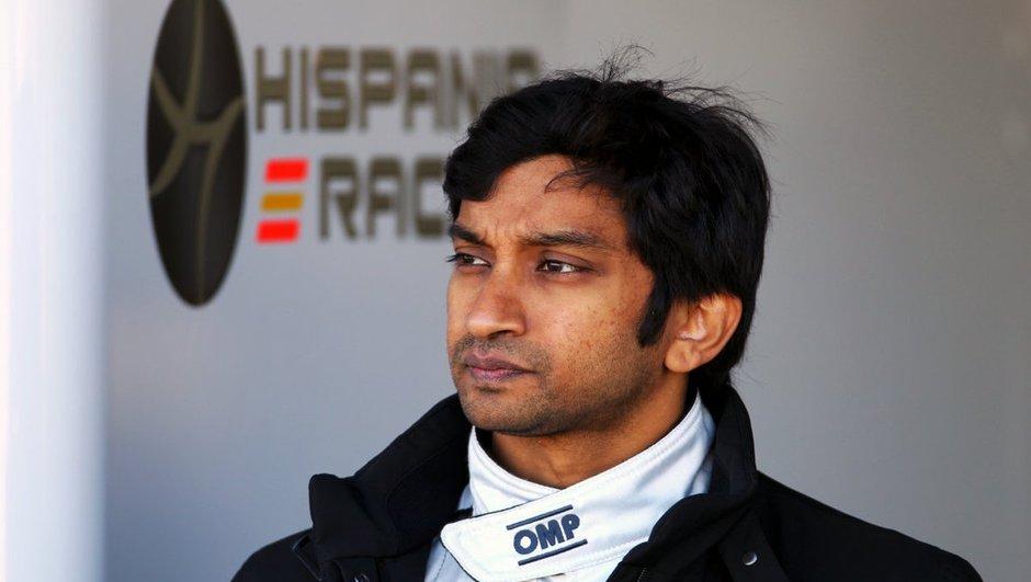 F1 2012 : Karthikeyan 2ème pilote chez HRT