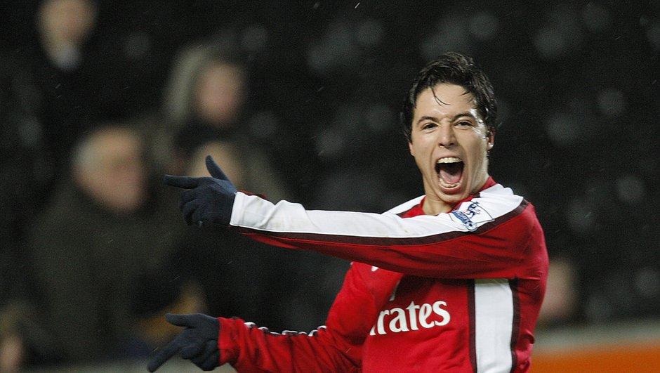 Nasri rêve d'un Arsenal-OM en 1/4 de la C1