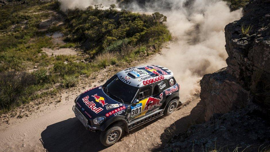 Dakar 2015 - 2e étape : Al-Attiyah remet les pendules à l'heure