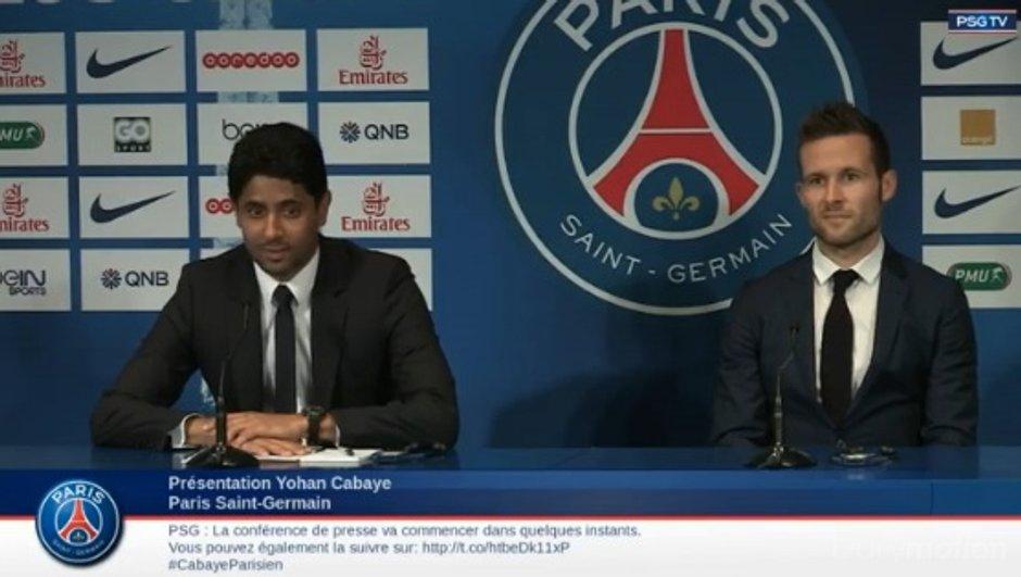 """PSG - Cabaye : """"Il n'y avait que Paris"""""""
