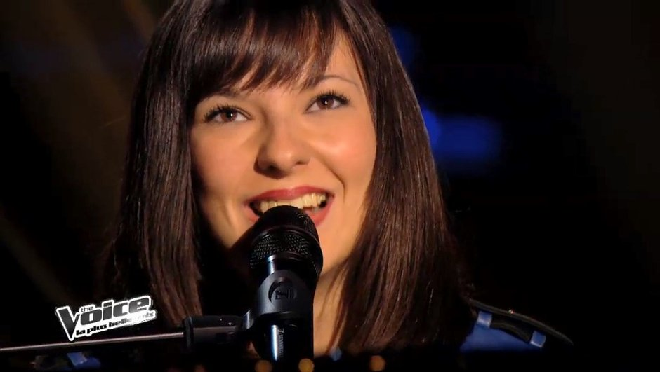 The Voice 3 : Natacha Andreani lance la #VoiceNomination !