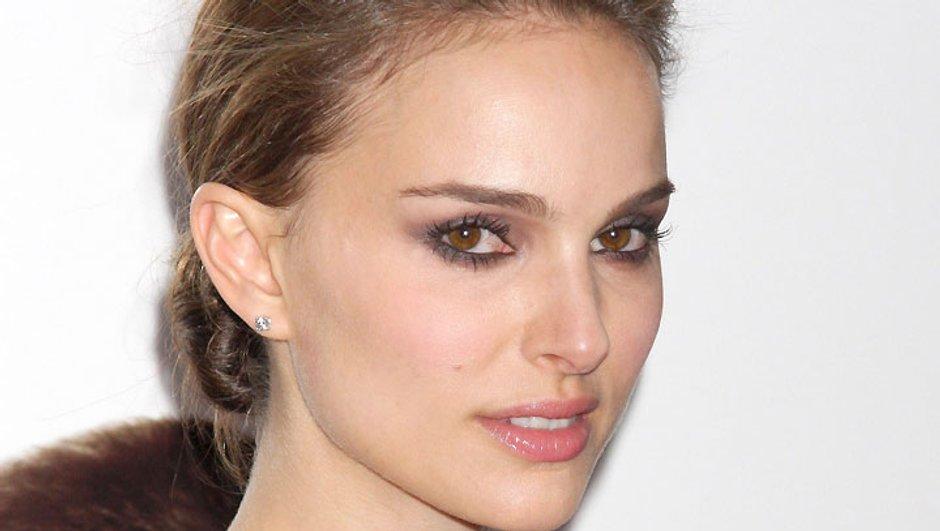 Natalie Portman incroyablement heureuse : la star est enceinte et fiancée !