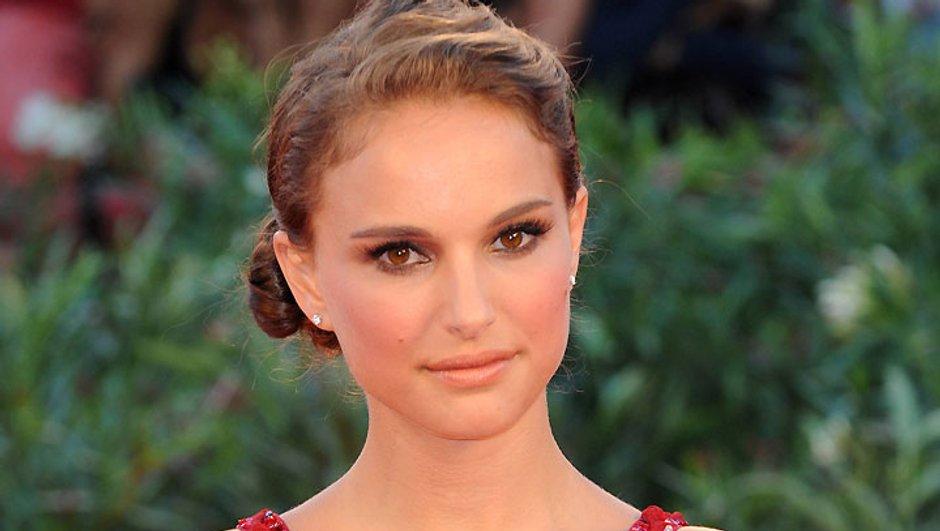 Natalie Portman arrête sa carrière pour son bébé ?