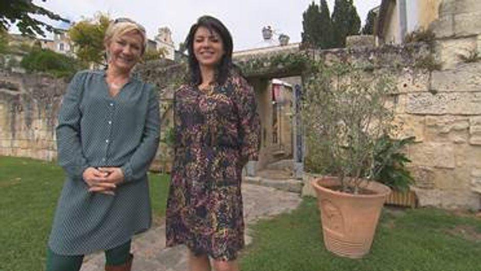 Natasha et Aurélie, les candidates du lundi !