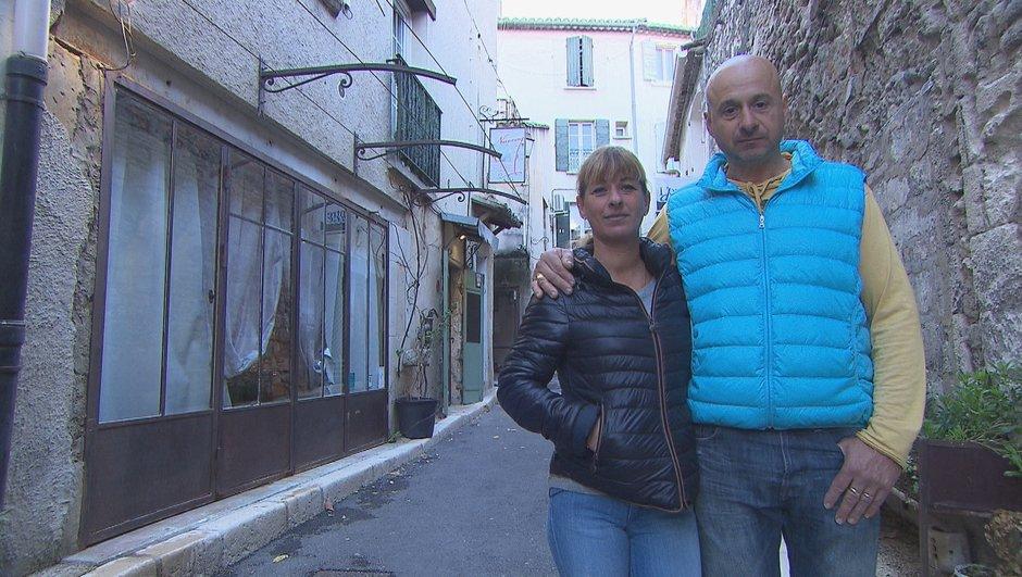 Nathalie et Gilles, les candidats du mardi